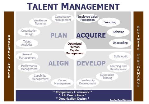 Acquiring IT Talent